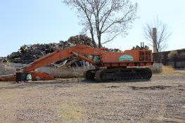 Koehring Hydraulic Excavator Model 1066, S/N 26031, (Located at 900 Oak Street, Dekalb, IL 60115)