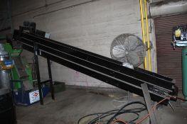 Incline Power Conveyor, (Located at 900 Oak Street, Dekalb, IL 60115)