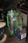 2012 Guidetti Recycling Systems Sincro 315 Wire and Cable Granulator, 1800 Indicated Hours, S/N