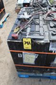 Deka Industrial Forklift Battery Type 18-D125-15, (600 N. Broadway Street, Aurora, IL 60505)