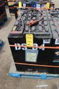 Deka Industrial Forklift Battery Type 18-D125-17, (600 N. Broadway Street, Aurora, IL 60505)