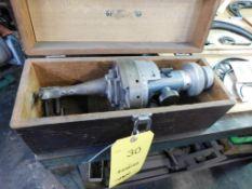 Yuasa Wheel Dresser (LOCATION: 520 DRESDEN ST., KALKASKA, MI 49646)