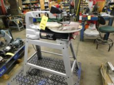 Craftsman 20 in. Variable Speed Scroll Saw Model 137.216200, with Right & Left 45 Degree Tilt