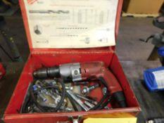 Milwaukee 1/2 in. Hammer Drill (LOCATION: 520 DRESDEN ST., KALKASKA, MI 49646)