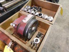 LOT: Suburban Tool 5-C Collet Fixture & 5C Collets (LOCATION: 520 DRESDEN ST., KALKASKA, MI 49646)