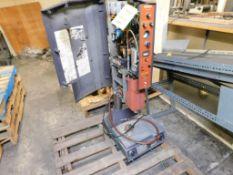 Branson Ultrasonic Welder Model 8600 (needs repair) (LOCATION: 520 DRESDEN ST., KALKASKA, MI 49646)