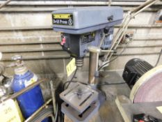 Central Machinery 8 in. Bench Top Drill Press Model 813B (LOCATION: 520 DRESDEN ST., KALKASKA, MI