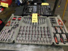 LOT: (2) Portable Tool Kits (LOCATION: 520 DRESDEN ST., KALKASKA, MI 49646)