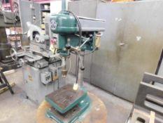 Walker Turner 15 in. Bench Top Drill Press Model 1212-52 (LOCATION: 520 DRESDEN ST., KALKASKA, MI