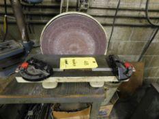 12 in. Disc Sander, 1 HP, with Tilt Table (LOCATION: 520 DRESDEN ST., KALKASKA, MI 49646)