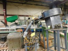 LOT: (5) Vibratory Parts Feeders & Assorted Conveyor Sections (LOCATION: 520 DRESDEN ST.,