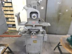 Boyar Schultz Horizontal Surface Grinder Model 612 Deluxe, S/N 13020, 3400 RPM Spindle, 6 in. x 12