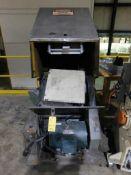 Cumberland Granulator, S/N 221570-7228, with 20 HP Motor (Building 5) (LOCATED: 3201 S. ELM
