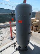 Atlas Copco Vertical Air Receiver, LV 240 Gal.-200 psi, PN A10049, SN:932164