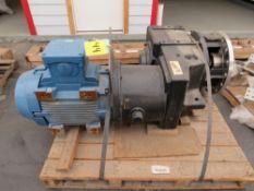 MXD Process Inc. 60HP Top Entry Flange Mount Mixer #SST-90G, SN: IT-16-14002