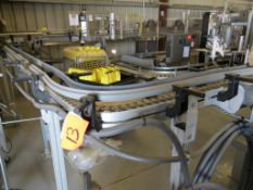 Rexroth Conveyor Transautomation, Qt. Bottle Container, SN:FD 955 2527229 000400, H) Part of