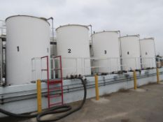 LOT: (15) Containment Solutions Carbon Steel Storage Tanks 5,000 Max Gallons