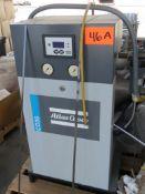 Atlas Copco Air Dryer #CD35S -40F 115V NPT, SN: API24936