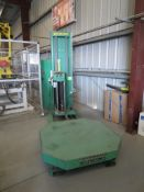 Highlight Synergy 2.5 Pallet Stretch Wrapping Machine, SN: D417-250-27526, X) Part of Complete
