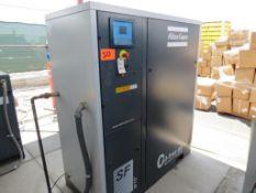 Atlas Copco Air Compressor #SF 15+ 145 P HC 460 V 60 API, SN: API774224