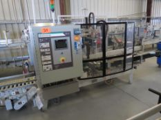Wexxar Bel WF30T Fully Automatic Case Former /Case Erector , SN: 5728, P) Part of Complete Packaging