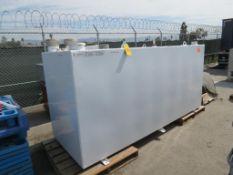 Orange Coast Petroleum 1000 Gal Double Wall Rectangle Tank Line Reservoir
