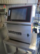 Jetstream Case Barcode Printer SN:2002067, M) Part of Complete Packaging Line