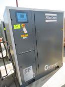 Atlas Copco Air Compressor #SF 15+ 145 P HC 460 V 60 API, SN: API774203 (DELAYED REMOVAL 9/30/21).