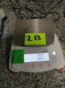 Ohaus Scout SPX6201 Portable Precision Scientific Lab Scale 0.1 to Max. 6200g