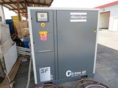 Atlas Copco Air Compressor #SF 15+ 145 P HC 460 V 60 API, SN: API773834