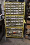 Weaterhead 3 Section Parts Cabinet
