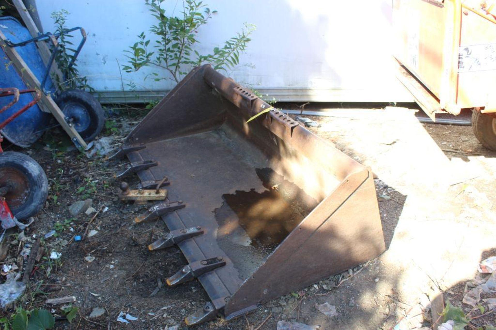 Skid Steer 66 in. Loader Bucket