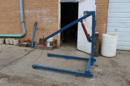 Bluebird High Lift Engine Hoist