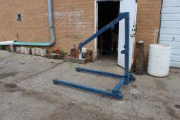Bluebird Engine Hoist (Missing Lifting Cyliner)