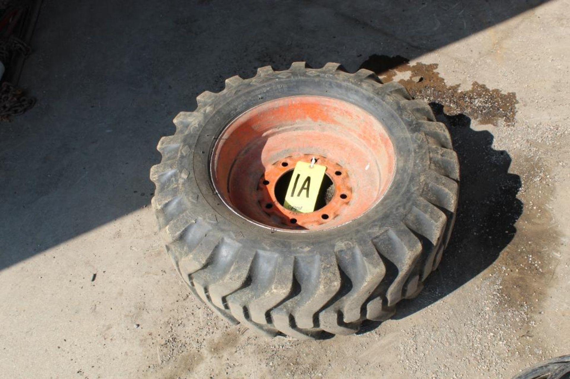 Good Year Skid Steer Tire 10-16.5 NHS