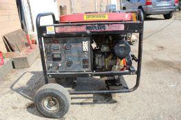 6000 Watt Electric Generator