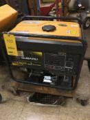 2900 Watt Electric Generator