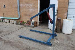 Bluebird Engine Hoist