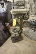 Bench Top Drill Press with Tool Holder