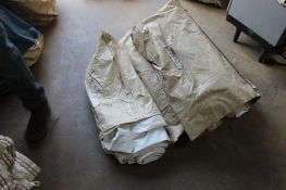 LOT: (5) 8 ft. x 30 ft. Solid Sidewall
