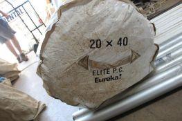 2021 Eureka Ellite Heavy Duty 20 ft. x 40 ft. Pole Tent