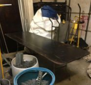 LOT: (11) 8 ft. x 30 in. Tables