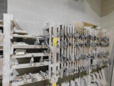 LOT: Assorted Custom Carbide Stone Planer Tips
