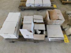 LOT: (4) Boxes 7 in. x 7/8 in. Abrasive Semiflex, (4) Boxes 9 in. x 7/8 in. Premium Resin Fiber Disc