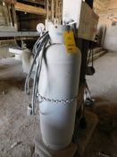 Large Propane Tank, with Torch