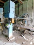 Sawing Systems Stone Saw Model 541B, S/N 021566