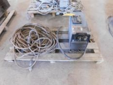 CST 280 Amp Arc Welder, with Cables & Clamps