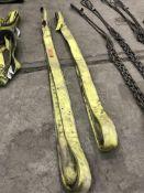 (2) Nylon Sling - 30' long