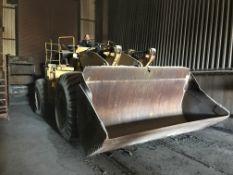 Clark 175C-CUM. Wheel Loader