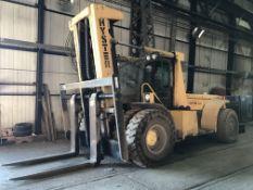 62,000 Lbs Hyster Model H620C Diesel Fork Lift